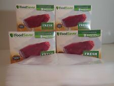 "FOODSAVER  ""GAMESAVER""  PRE-CUT QUART SIZE HEAT SEAL BAGS, 50 COUNT"
