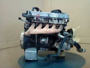 Om602 motor completo ssangyong musso 2.9 diesel 1996 m1 b3 28 1415957