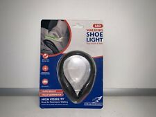 LED Flashing Shoe Light Safety Heel Clip Running Jogging Night Time Walking
