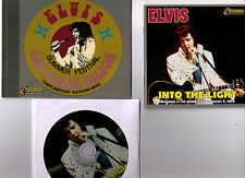 Elvis Presley CD - Into The Light - Live in Las Vegas 1973, Dinner Show