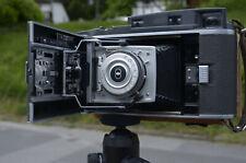 Polaroid 110A 4x5 Umbau