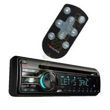 NAKAMICHI NA205 Bluetooth Single DIN CD USB AUX Car Radio Stereo