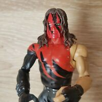 WWE MASKED KANE MATTEL WRESTLING ACTION FIGURE CLASSIC SUPERSTARS SERIES 2011