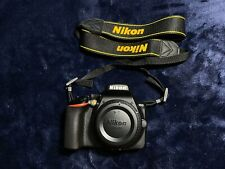 Nikon D3500 Digital SLR 18-55mm Camera - Black
