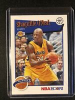 2019-20 NBA Hoops Tribute Shaquille O'neal #283 Lakers