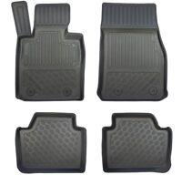 OPPL Fußraumschalen statt Gummimatte für BMW 3er F30 F31 2012- nicht X-drive