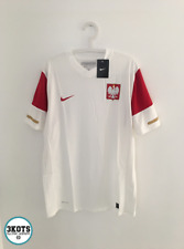 Poland 2010/11 Home Player Issue Football Shirt Xl Soccer Jersey Nike Maglia