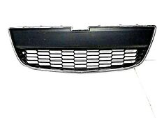 2012-2015 CHEVROLET SONIC FRONT LOWER GRILLE WITH CHROME SURROUND OEM# 95227396