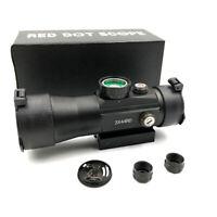 OPTICS 3 x 44 Tactical Optic Rifle Sight Riflescope Hunting Scope 11/22mm Rail