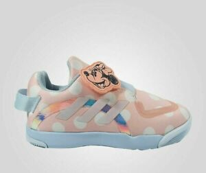 Adidas ActivePlay Minnie I DIsney FV4259 Casual Toddler Sneakers 8.5K New