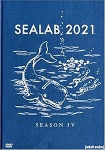 SEALAB / SEA LAB 2021 : Season 4 (DVD) ADULT SWIM Animation SCI-FI REGION 1