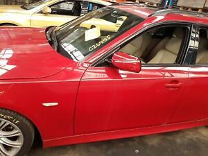 BMW 5 SERIES LEFT FRONT DOOR WINDOW E60, 10/03-04/10