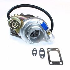 T3 internal wastegate turbo / 60 comp / 63 trim / t3 flange / v-band exhaust