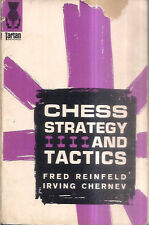 INDIA - CHESS STRATEGY AND TACTICS FRED REINFELD ,  IRVING CHERNEV - PAGES 179
