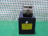 FIAT 682 N3 Benne Rabattable  3-Axes - 1/43 - CB Modèles ( Gila modèles Elite)