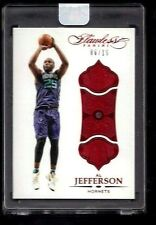 Al Jefferson 15-16 Flawless GEMSTONES Ruby #/15 Charlotte Hornets Indiana Pacers