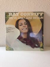 Ray Conniff and the Singers We've Only Just Begun Vinyl LP