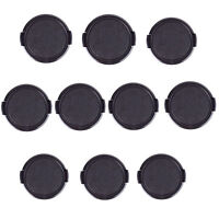 10x 67mm Plastic Snap on Front Lens Cap Cover for SLR DSLR camera DV Canon Nikon