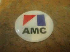 AMC GREMLIN AMX JAVELIN REBEL HORNET PACER STEERING WHEEL CENTER EMBLEM DECAL