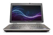"""Dell Latitude E6430 14"""" Intel i5 8 GB RAM 500 GB HDD HDMI USB WiFi Win 10 Laptop"""
