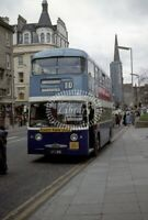 PHOTO Tayside Daimler CRG6 81 AYJ81B at Dundee Area in 1977