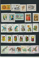 Hungary Collection 11 Different MINT NH Complete Topical Sets $18.05 Scott Value