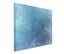 120x80cm Leinwandbild auf Keilrahmen Blauer Hintergrund Abstrakt