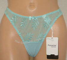 Panache Tango II Brief or Thong Size 10 - 20 Choose UR Colour 3255 3257 Sky Thong 18