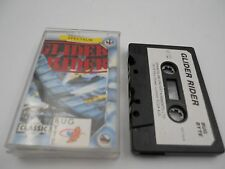JUEGO CASSETTE GLIDER RIDER SPECTRUM SINCLAIR ZX 48 128K.COMBINO ENVIO.