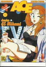 ACE n° 12 (Rock'N'Comics, 1998) Fanzine MANGA ANIME - Ultimo Numero