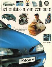 RENAULT MEGANE - HET ONTSTAAN VAN EEN AUTO (1995)