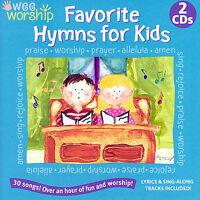 Wee Worship: Favorite Hymns for Kids