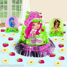 Strawberry Shortcake 23pce Party Table Decorating Kit