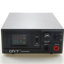 Qyt Power Supply Adjustable Switching Color Screen for Mobile Radio Base Station