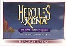 HERCULES  & XENA    ANIMATED ADVENTURES   72 CARD BASE / BASIC SET