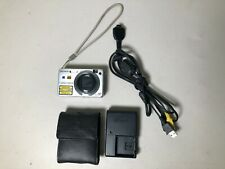 Sony Cyber-shot W150 8.1MP Digital Camera + 2GB Card + Case + Battery charger