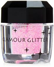 Cosmetic Loose Glitter Powder & Brush Set for Face Body & Nails (6 Pack)
