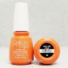 Gelaze China Glaze LED UV Nail Gel Color Polish 0.5 oz - Peachy Keen 81808