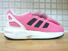 Adidas Originals Baby Girls ZX Flux El I Sneaker Size 5.5/22 BNWT* £38.94 Pink