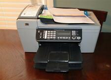 HP OfficeJet 5610 All-In-One Inkjet USB Printer Low Page Counts. CLEAN!!!