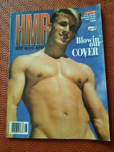 Hot Male Review Magazine Gay Juin 1995