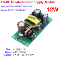 AC-DC 110V 220V to5V 9V 12V 15V 24V Buck Step Down Converter Power Supply Switch