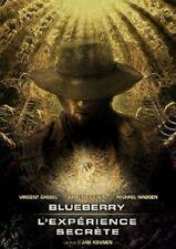 Blueberry l'expérience secrète DVD NEUF SOUS BLISTER