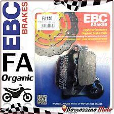 PASTIGLIE FRENO POSTERIORE EBC FA140 HONDA XL V TRANSALP 650 2000 - 2007