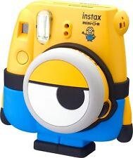 Fujifilm - Minion Instax Mini 8 Istant Film Camera