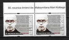 Polska, Poland Fi. 3754 ** St. Maximilian Kolbe Mi. 3907