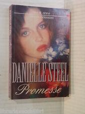 PROMESSE Danielle Steel Sonzogno Anna 1995 libro romanzo narrativa racconto di