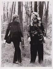 YVES ST. LAURENT & LAUREN BACALL Paris Fashions VINTAGE 1968 press photo!!!