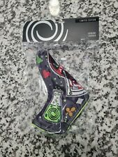 NEW Odyssey Limited Edition No 3 Jacks Genuine Leather Blade Putter Headcover