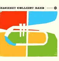 HACKNEY COLLIERY BAND self titled (CD album) brass band